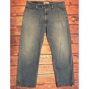 Levi's Strauss Straight Denim Jeans